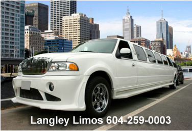 Stretch Limo Langley Limos